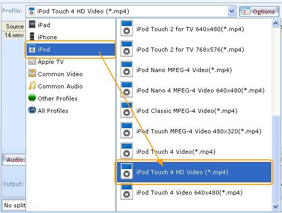 iPod HD Video